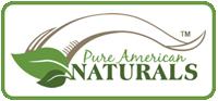 Pure American Naturals Logo